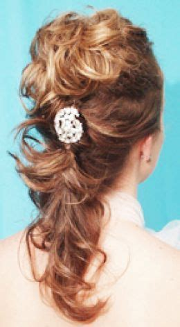 mother of the bride hairstyles partial updo partial updo bride hairstyles and updos on pinterest