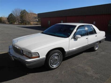how to sell used cars 1992 buick roadmaster navigation system find used 1992 buick roadmaster limited in sparks nevada united states for us 3 995 00