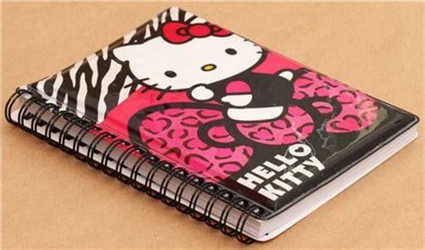 imagenes de hello kitty en animal print hello kitty leopard print glitter ring binder sticker