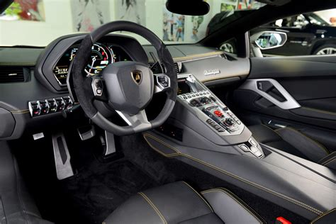 2016 lamborghini aventador interior lamborghini aventador interior luxury exotic car rental