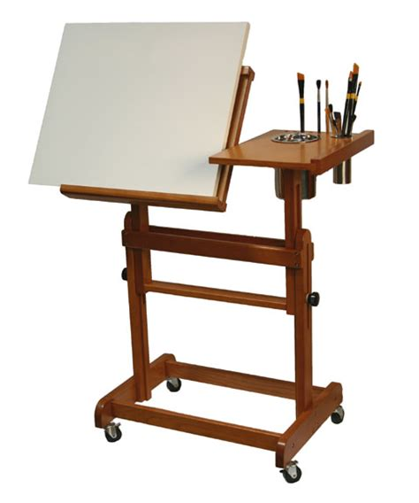 Artists Table by Crafttech International Inc Products Artist Sketch