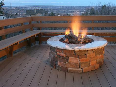 Firepit Construction Outdoor How To Build Outdoor Propane Pit Backyard Pits Portable Pit Gas