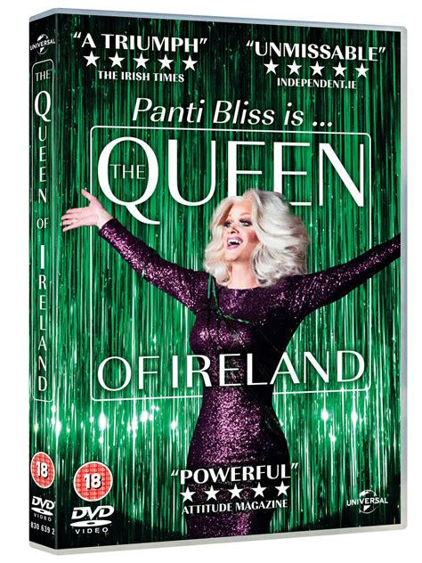 film the queen of ireland get up go and the queen of ireland released on dvd