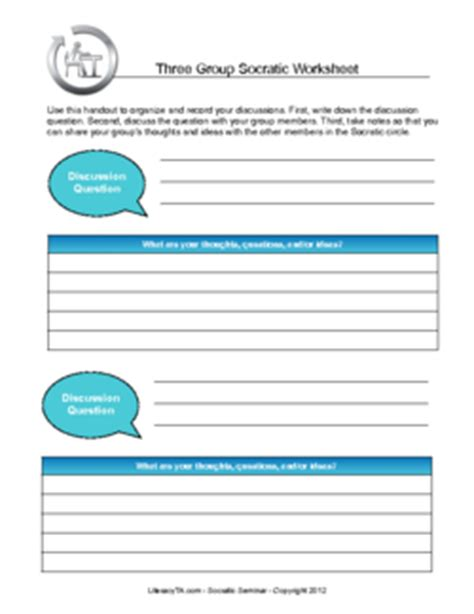 socratic seminar lesson plan template three socratic seminar