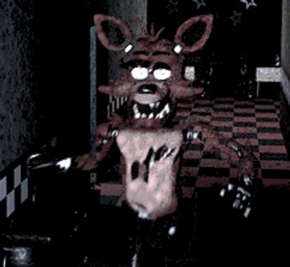 foxy five nights at freddys five nights at freddy s foxy screenshot 1 by mysicts on