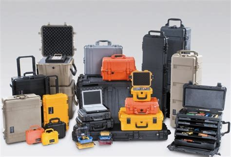 pelican cases rugged mobility