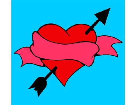 imagenes de corazones flechados related pictures corazon flechado dibujos corazones para