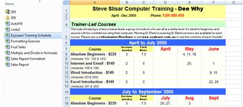 learning microsoft excel for beginners exercise files included in microsoft excel beginners to
