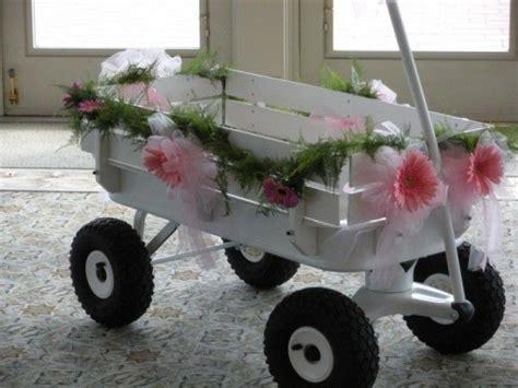 [Flower Girl Wagon]   Wedding decorations   Pinterest