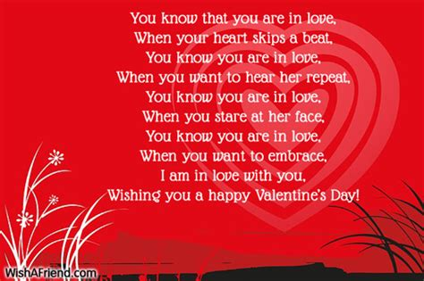 valentines day poems your poems for
