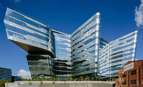 designing buildings sasol place paragon architects archdaily