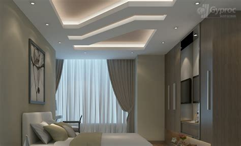 False Ceiling Designs For Bedroom Saint Gobain Gyproc False Ceiling Designs Bedroom
