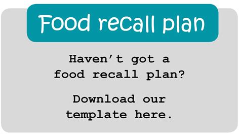 food recall food standards australia new zealand