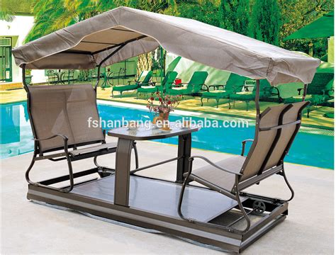 face to face glider swing swingnslide dualride glider item double glider patio