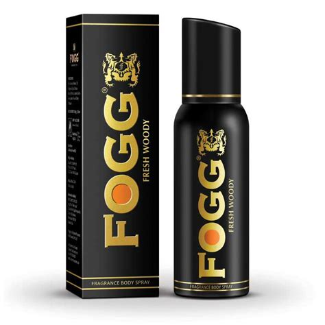 Fogg The Black Series Fresh Aromatic 75 Ml buy fogg black collection bold deodorant for