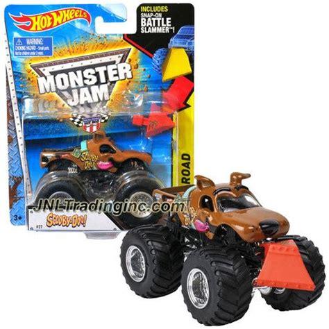 scooby doo monster jam truck toy 25 best ideas about monster jam toys on pinterest