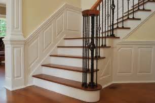 Wainscoting Ideas For Stairs by Wainscoting Panels Stairs Images