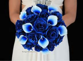 blue wedding flowers royal blue wedding flowers wedding ideas bouquets wedding and blue roses