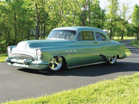 1953 BUICK CUSTOM 2 DOOR HARDTOP   19897