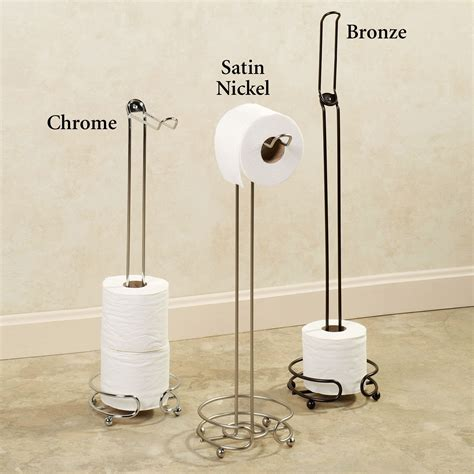 toilet paper stand flipper toilet paper holder floor stand