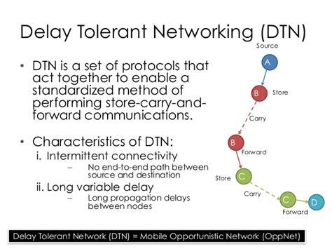 Delay Tolerant Network Research Paper by Trends And Challenges In Delay Tolerant Network Dtn Or Mobile Oppor