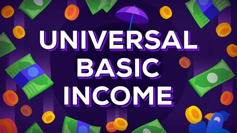 ub i universal basic income explained free money for