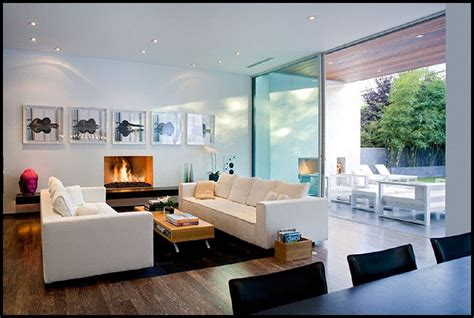 rectangular house design ideas and fireplace view in simple rectangular shape house design ideas