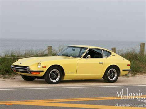 old nissan 240 image gallery 1970 datsun 260z