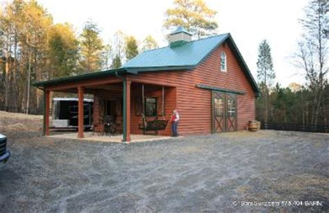 barn plans 4 stall octagon horse barn living quarters apartment monitor style pole barn house plans