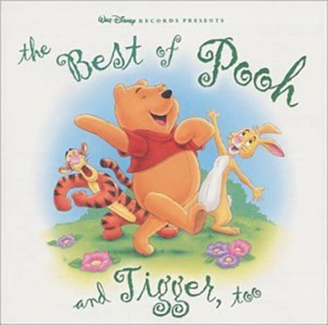 best of pooh various artists best of pooh tigger