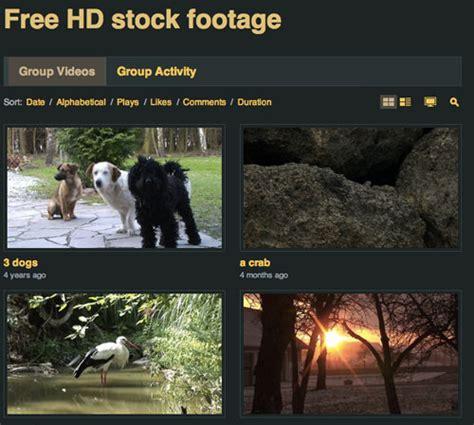 19 websites to download free stock video intros footage hongkiat
