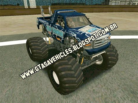 Jam Trucks Pack Gta San Andreas Mods Cleo 3