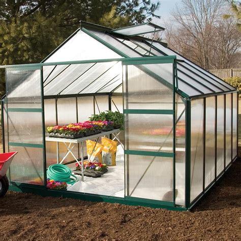growspan estate hobby large greenhouse