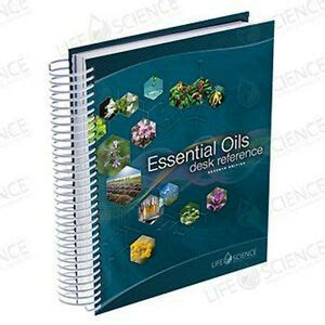 6th Edition Essential Oils Desk Reference by Essential Oils Desk Reference 7th Edition Hardcover 2016