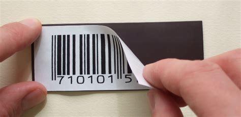 etichette magnetiche per scaffali etichette magnetiche in rotolo o pretagliate