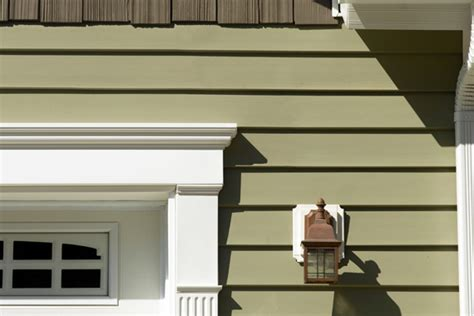 siding options for a house green siding options green siding buyers guide houselogic