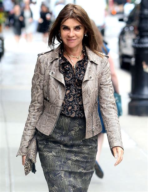 Carine Roitfeld carine roitfeld out and about in new york 06 29 2016