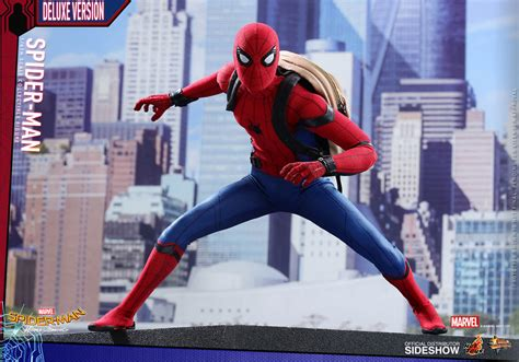hot toys spider man homecoming iron man mk xlvii hot toys spider man homecoming 1 6 scale action figure