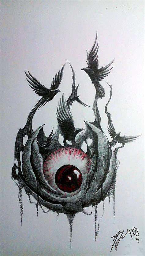 sharingan tattoo mangekyou sharingan by jackcoffins deviantart on
