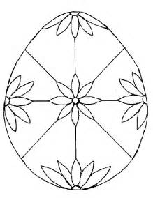 easter egg coloring ideas easter eggs coloring part 3