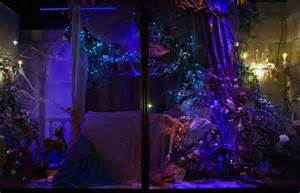 Designer disney christmas window displays unveiled at