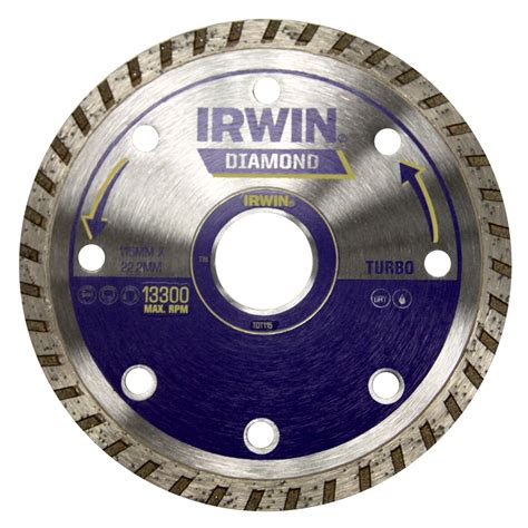 Cutting Whell irwin turbo cutting wheel 125mm bunnings warehouse