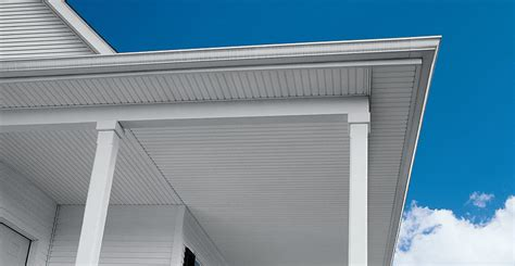 beadboard soffit panels alside products siding soffit beaded vinyl soffit
