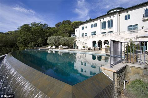 robin williams house robin williams napa valley property gives rare insight into the actor s private world