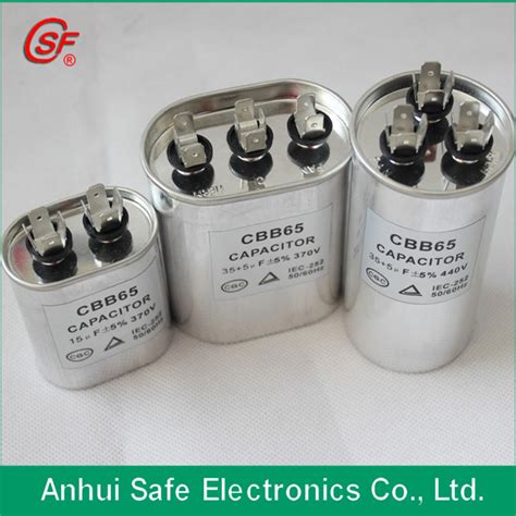 capacitor run asynchronous motor for air conditioner fan air conditioner capacitors buy from anhui safe capacitors co ltd china anhui european