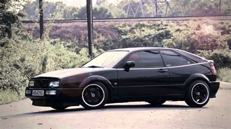 volkswagen corrado vw corrado tuning projects youtube