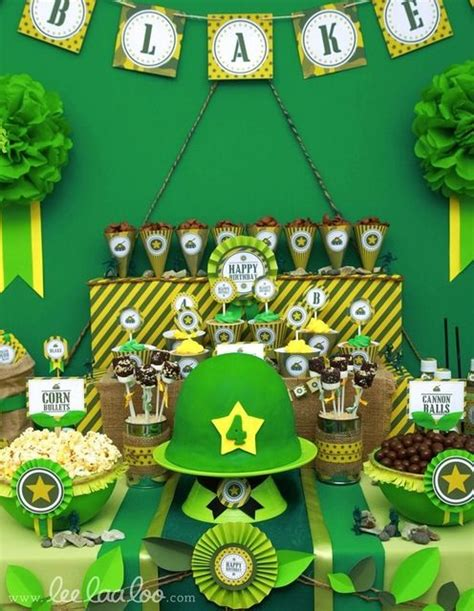 party themes green birthdays army party themes and make money online now on