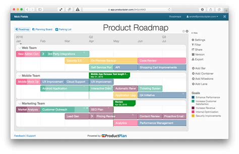 planning roadmap what is a product roadmap
