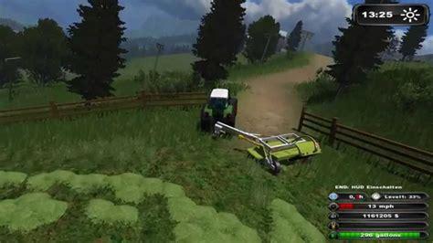 Turkish Clip Doff farming simulator 2011 moweing doovi