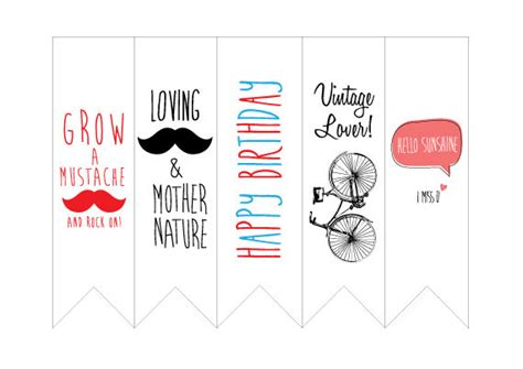 printable mustache bookmarks 9 best images of mustache printable bookmarks free
